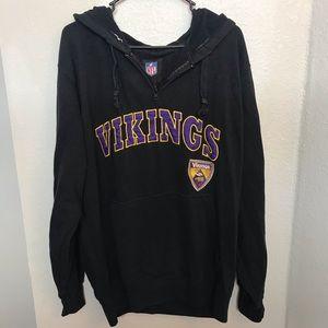 Other - Minnesota Vikings Zip Up Hoodie / Sweatshirt